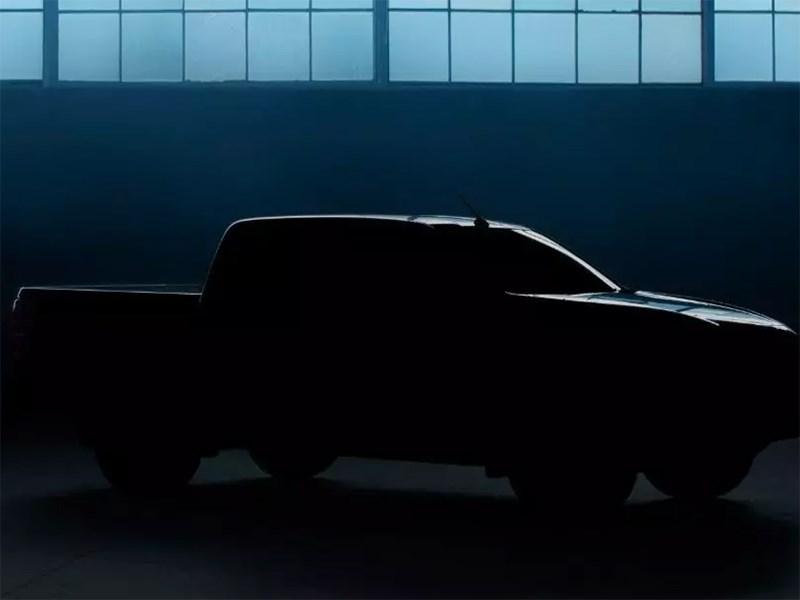 Названа дата презентации новой Mazda BT-50