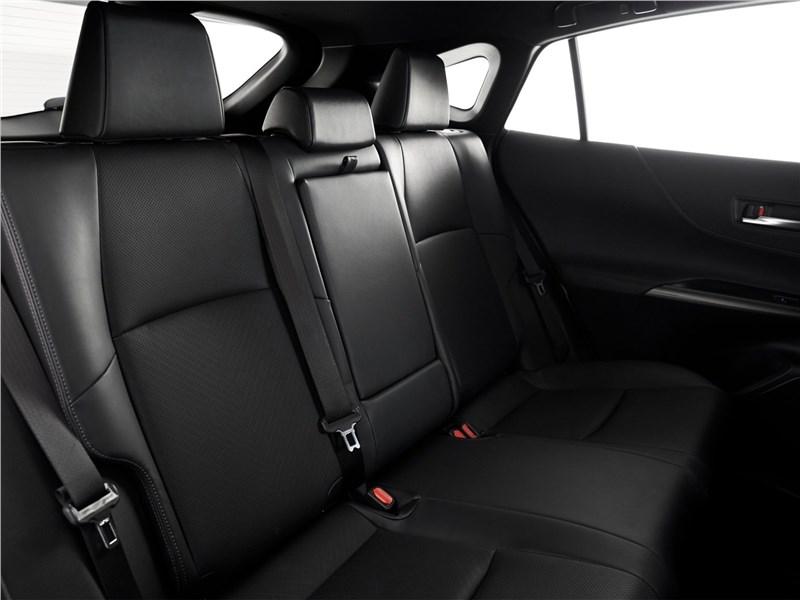 Toyota Venza 2021 задний диван
