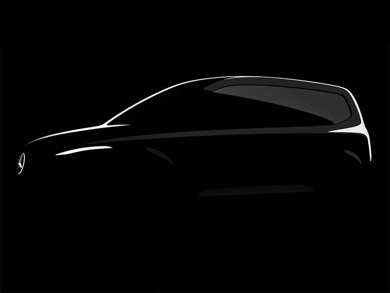 У Mercedes-Benz появится семейный T-Class