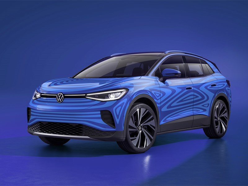 Volkswagen начал производство нового кроссовера
