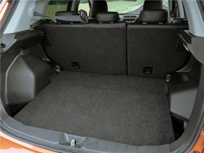 Mitsubishi ASX 2020 багажное отделение