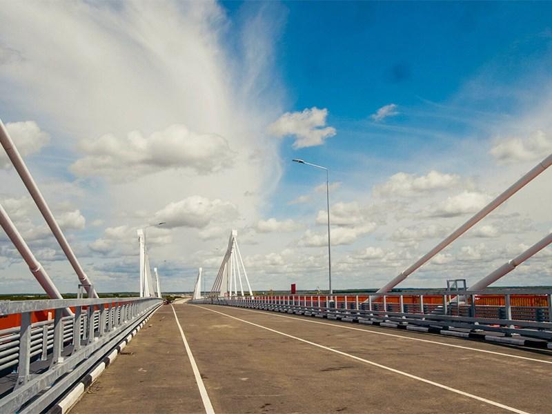 Мост через Амур из Благовещенска в Китай откроют в ноябре