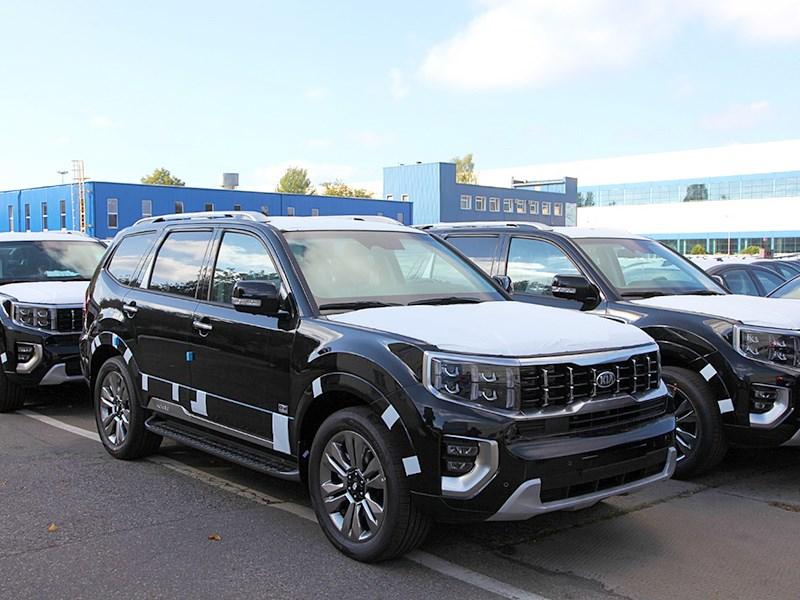 KIA Motors объявляет о начале производства нового KIA Mohave в России