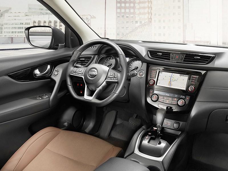 Nissan объявляет о старте продаж Nissan Qashqai 2020-го модельного года