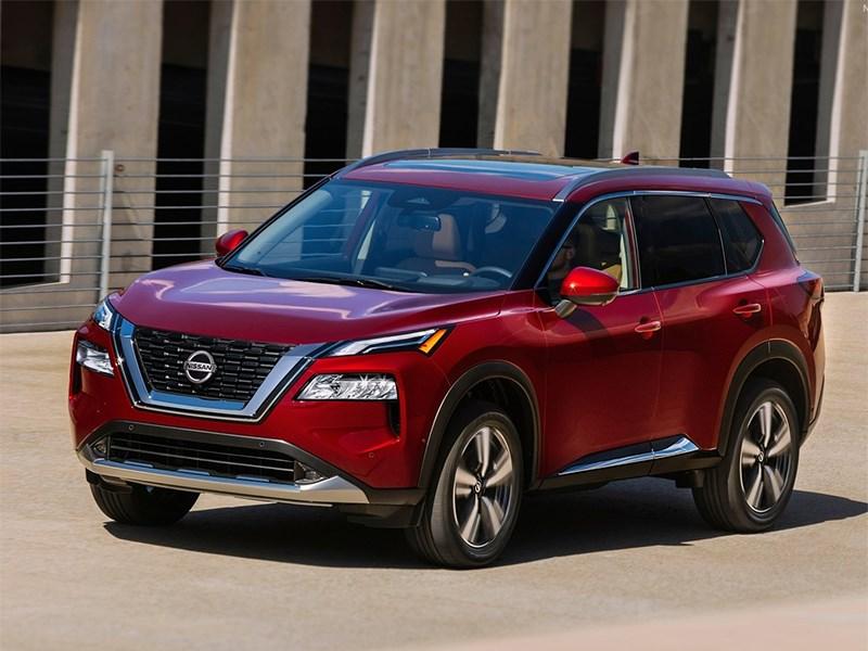 Nissan запатентовал в России новый X-Trail