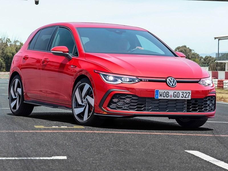 Марка Volkswagen представила битопливный Golf