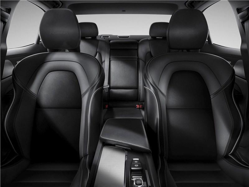 Volvo S60 (2019) кресла