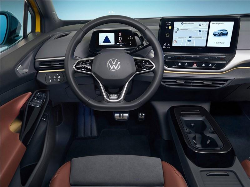 Volkswagen ID.4 (2021) салон