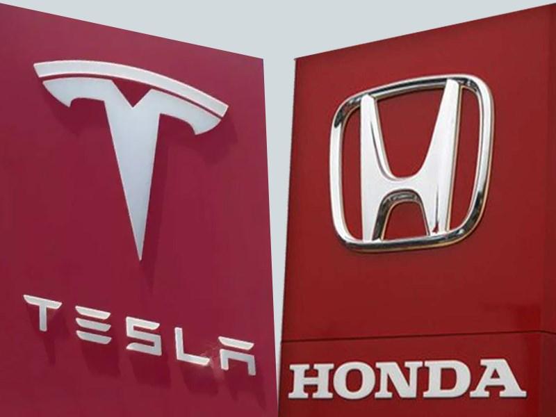 Honda заплатит «Тесле» во избежание штрафа в Европе