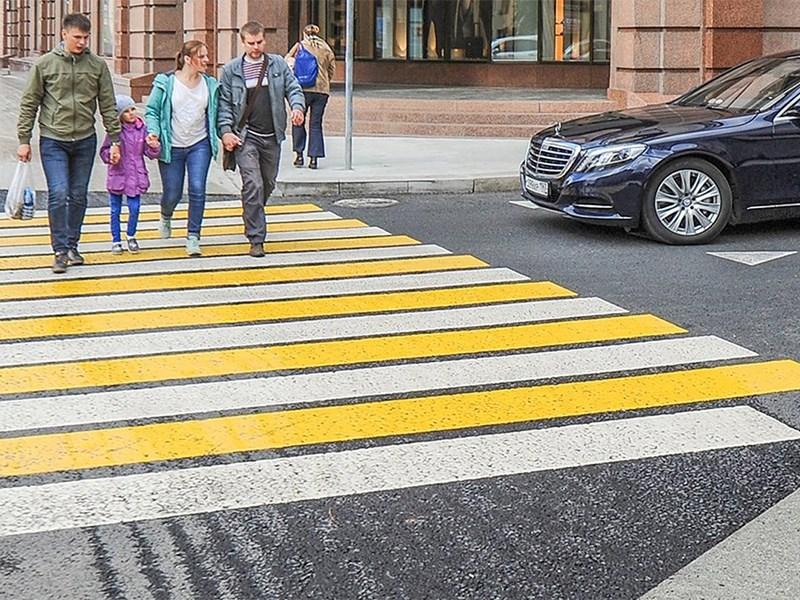 Пешеходные переходы радикально изменятся