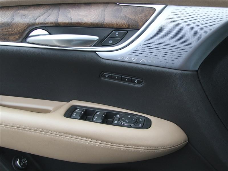 Cadillac XT5 2020 дверь