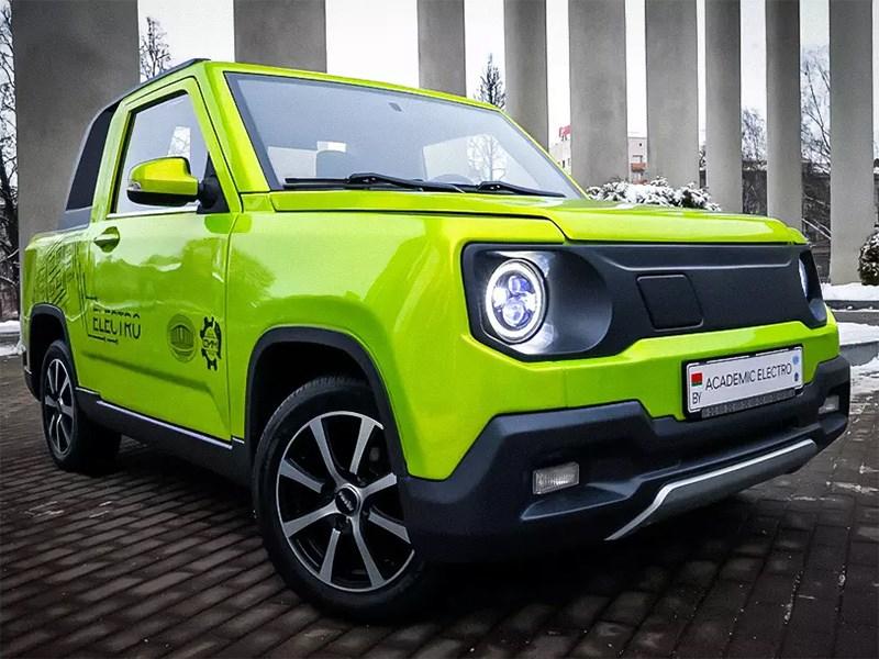 Россия и Белоруссия будут совместно строить электромобили