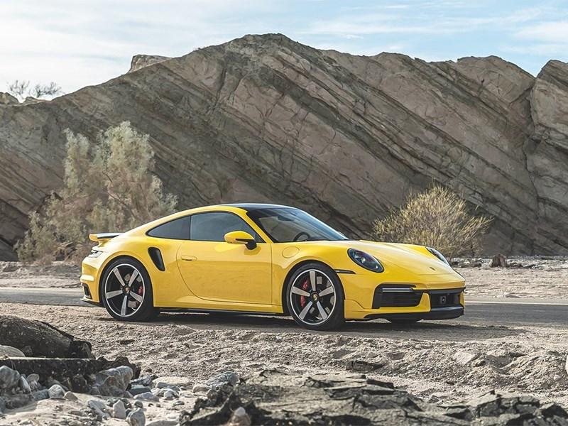Назван самый верный бензину Porsche