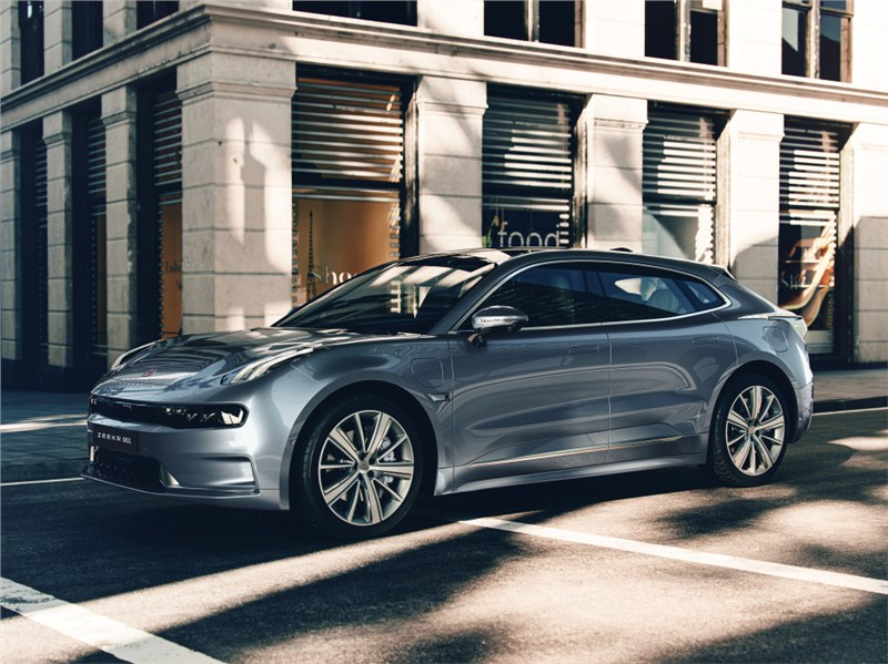 07.04.2021: Электрокар Zeekr будет быстрее Porsche