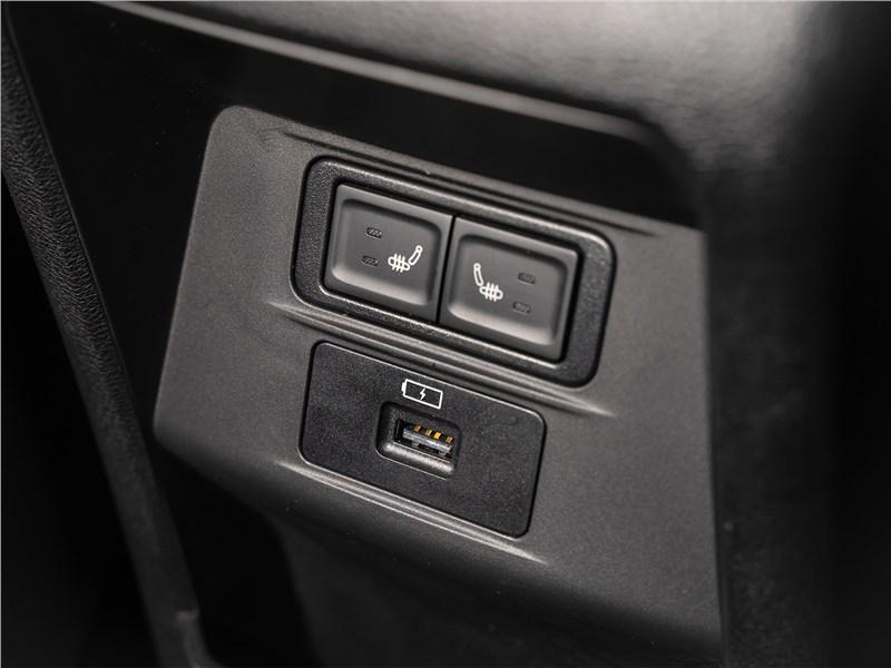 Chery Tiggo 8 Pro (2021) печка для второго ряда