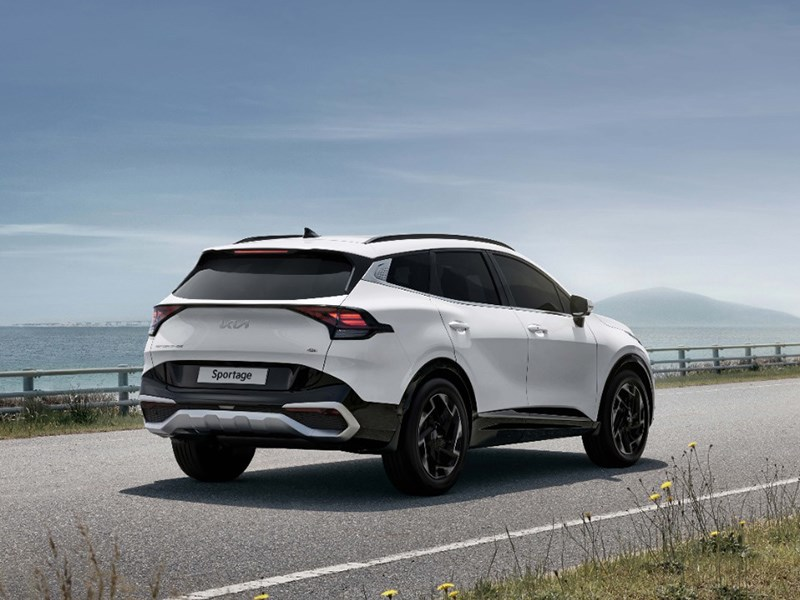Представлен новый Kia Sportage
