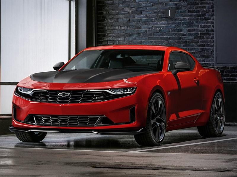 Chevrolet Camaro будет заменен электрическим седаном
