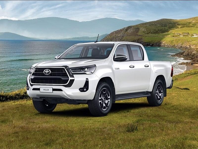Toyota Hilux получил новую версию в России