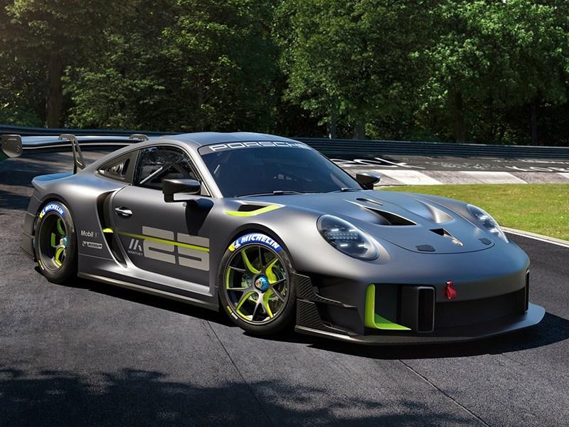 Компания Porsche представила гоночный 911 GT2 RS Clubsport