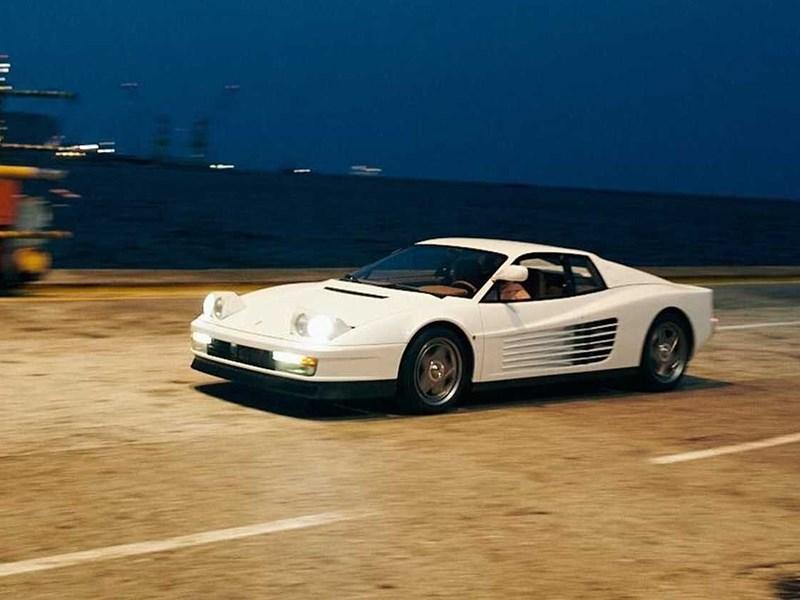 Из Ferrari Testarossa сделали шикарный рестомод