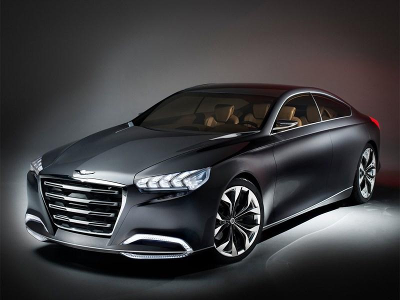 Hyundai готовит к выпуску новый седан