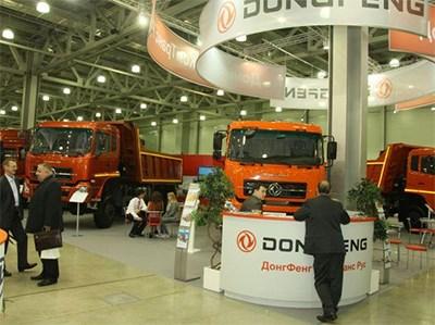 В Москве скоро состоится международная выставка коммерческого транспорта