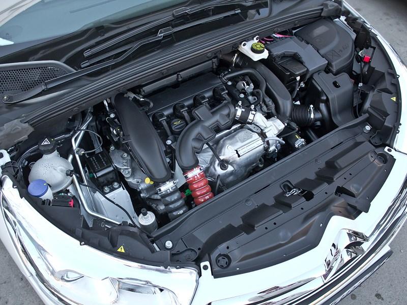 Citroen C4 sedan 2013 двигатель