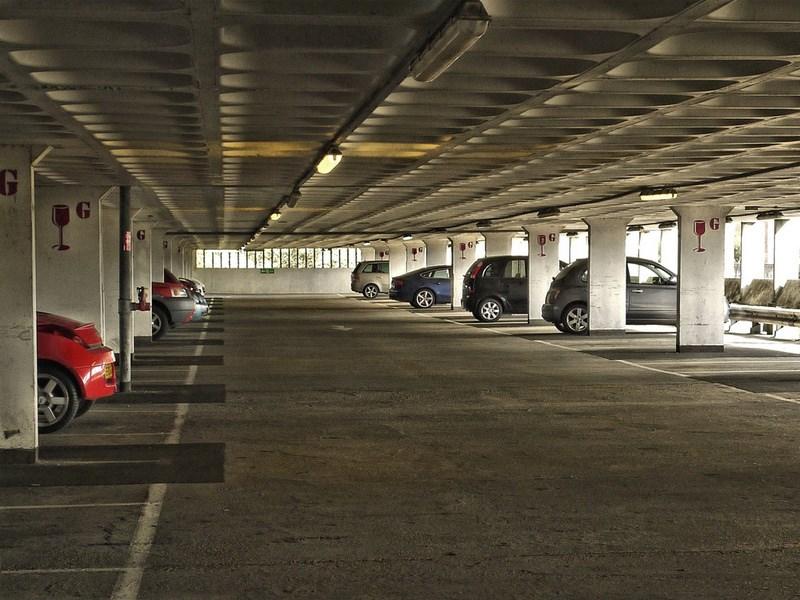Парковки в зданиях официально признаны недвижимым имуществом
