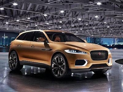 Jaguar показал обновленный C-X17
