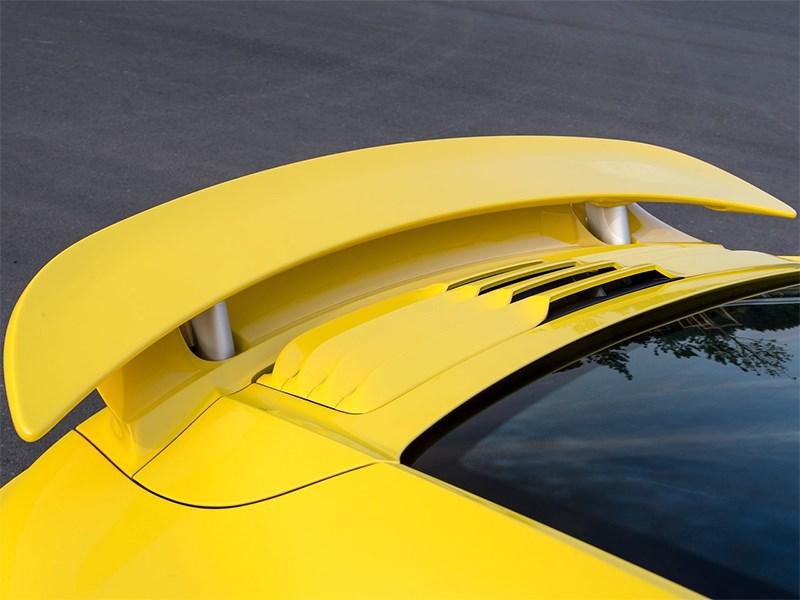 Porsche 911 Turbo 2013 антикрыло