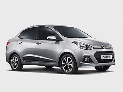 В Дели дебютировал новый бюджетный седан Hyundai Xcent