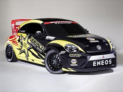 Volkswagen выпустил гоночную модификацию легендарного «жука»