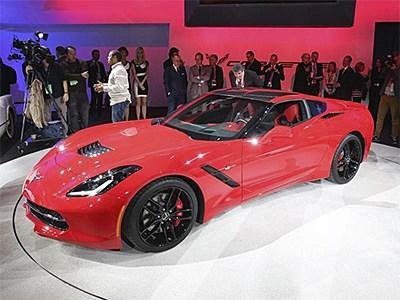 В марте на российский рынок выходит Chevrolet Corvette Stingray