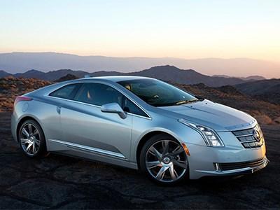 Американские дилеры Cadillac не берутся за реализацию гибридного купе ELR