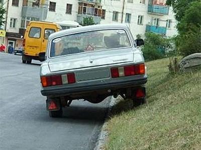 Россияне стали лучше парковаться и меньше ездить в пьяном виде