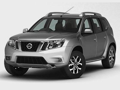 Приобрести кроссовер Nissan Terrano в России можно будет уже летом