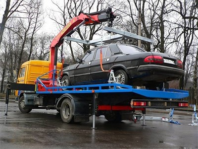Московских автомобилистов будут извещать об эвакуации автомобиля при помощи sms
