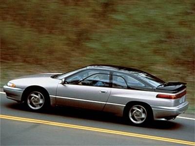 Subaru назовет новое купе в честь автомобиля, снятого с производства 17 лет назад