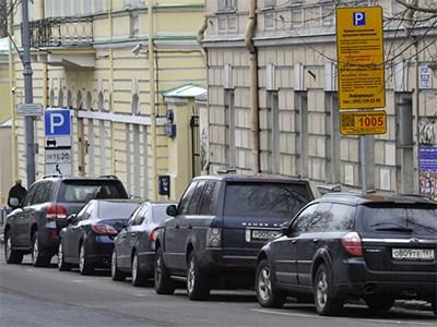 Зона платной парковки распространится сразу на 154 московских улицы