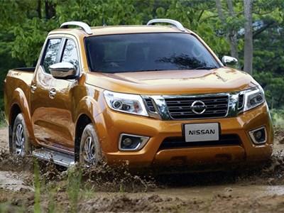 Nissan построил в Таиланде новый завод для сборки пикапов Navara