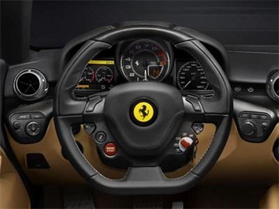 Инженеры Ferrari разработали инновационную систему рулевого управления