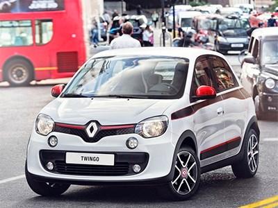 Для Renault Twingo не предусмотрена версия RS