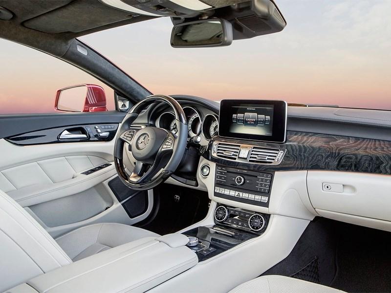 Mercedes-Benz CLS-Klasse 2015 салон