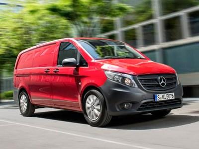 Дебют нового Mercedes-Benz Vito