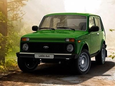 «АвтоВАЗ» готовится выпустить на рынок внедорожник Lada 4x4 с кондиционером