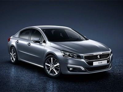 Peugeot представит новое поколение седана 508 на Московском автосалоне