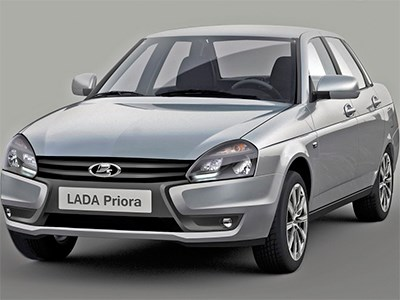 После обновления Lada Priora получит характерные черты концепта Lada XRAY