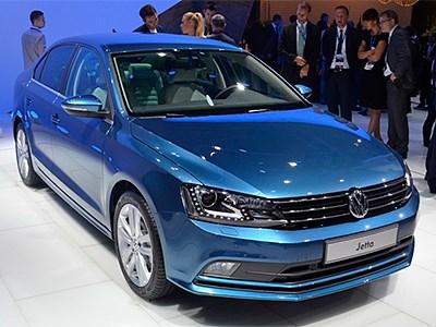 Volkswagen показал на Московском автосалоне три новых модели