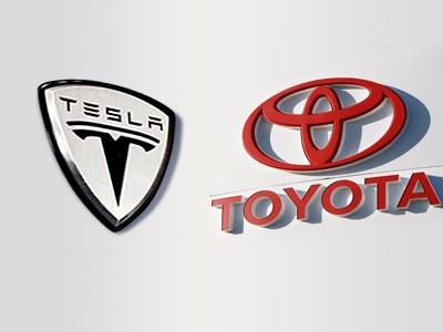 У компаний Tesla и Toyota может появиться новый совместный проект