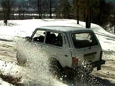 Кроссовер Lada 4x4 получит специальную «зимнюю» модификацию